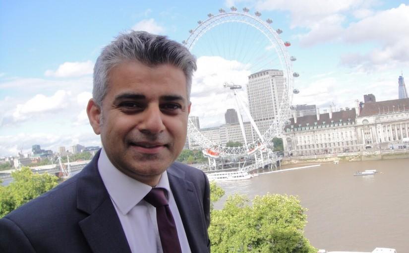 La victoire de l'espoir sur la peur: Sadiq Khan, nouveau maire de Londres