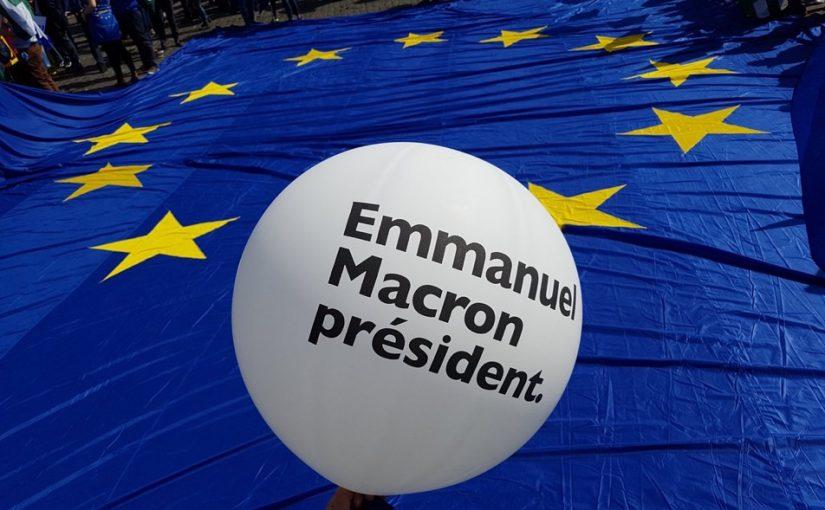 Réunion publique sur l'Europe #EnMarche Reims le 29 mars 2017